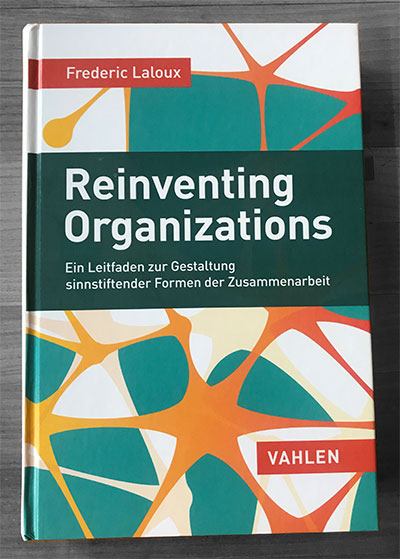 Frederic Laloux - Reinventing Organizations